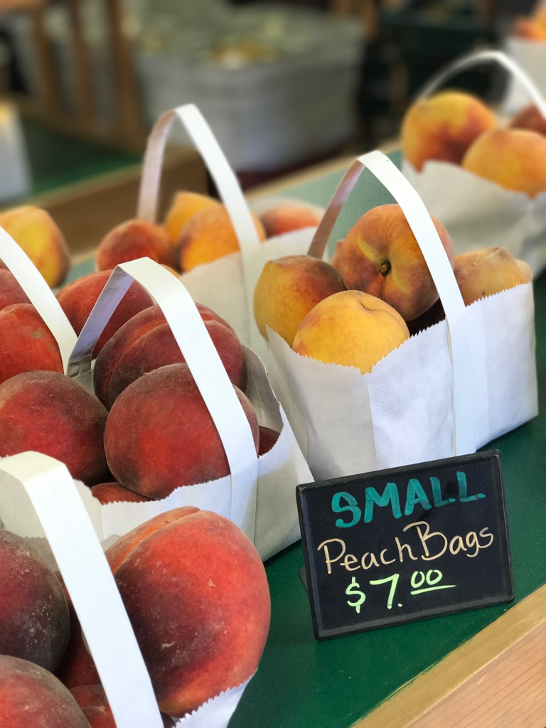 Our Peaches - Ham Orchards | Fresh Peaches | Since 1979
